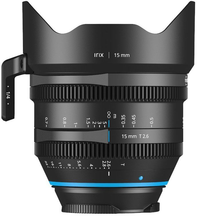 Obiektyw Irix Cine 15mm T2.6 do MFT Metric