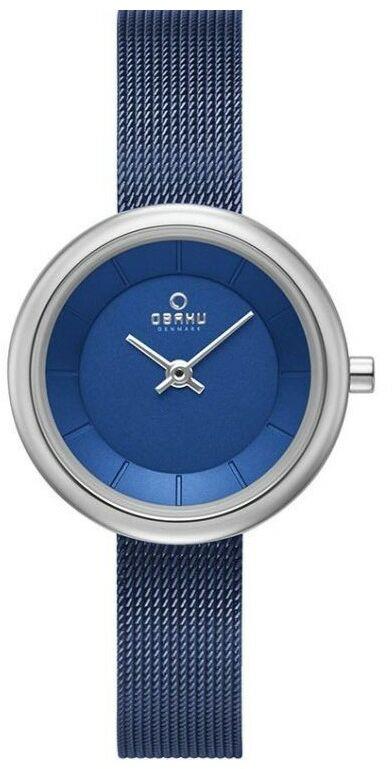Zegarek OBAKU V146LXCLML Stille-Arctic