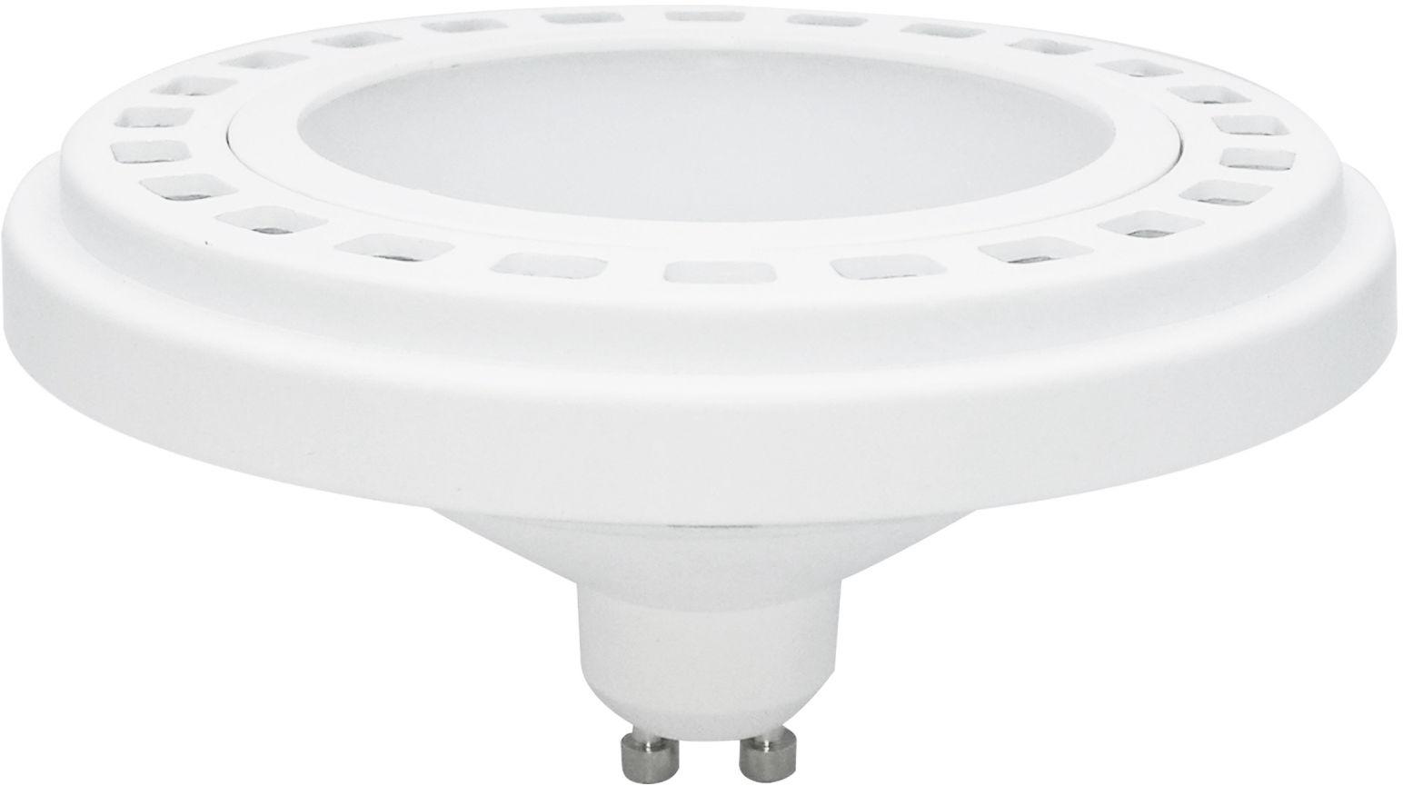 Żarówka LED ES111 12W 120  GU10 960lm 4000K biała OXYLED