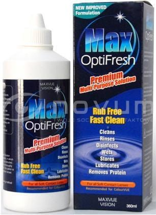 Max OptiFresh No Rub - 500ml