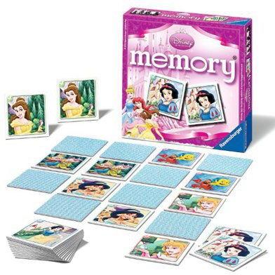 Ravensburger Disney Memory Ksiażniczki - 221141