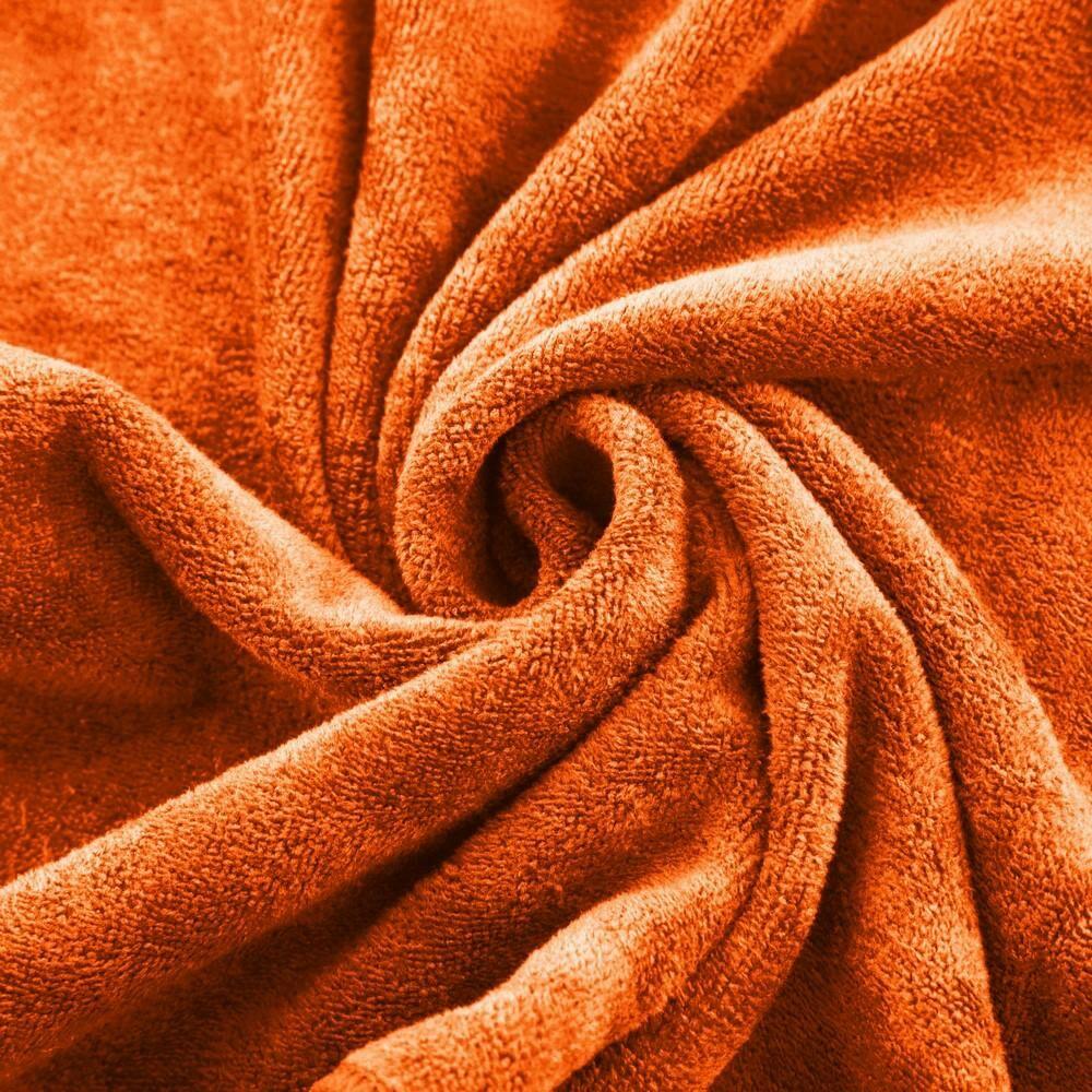 Ręcznik Szybkoschnący Amy 50x90 16 jasno pomarańczowy 380 g/m2 Eurofirany