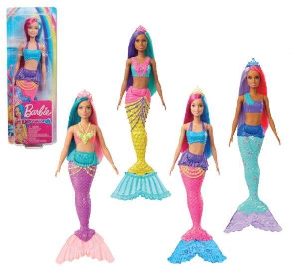 Barbie Dreamtopia Syrenka GJK11