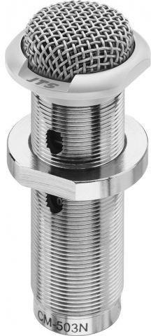JTS CM-503N/W Mikrofony elektretowe, montażowe