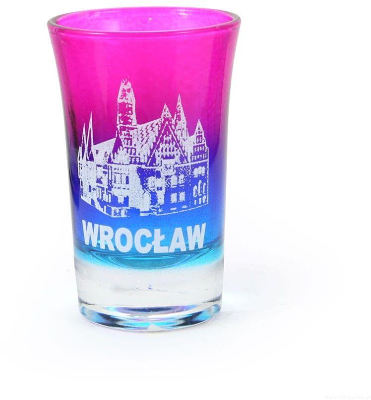 Kieliszek tęczowy Wrocław