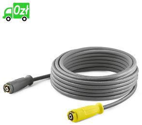 Wąż wysokociśnieniowy Easy!Lock, ID 6, 15 metrów, Kärcher - wersja dla przemysłu spożywczego do HD/HDS DORADZTWO => 794037600, GWARANCJA 2 LATA, SPOKÓJ I BEZPIECZEŃSTWO