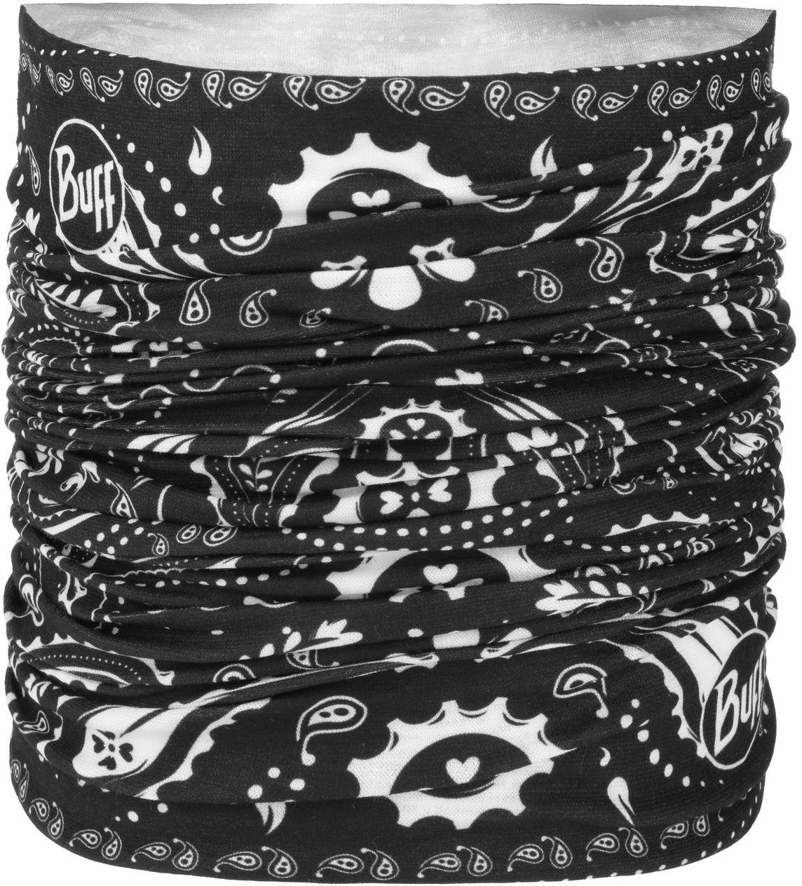 Chusta Wielofunkcyjna New Cashmere by BUFF, czarny, One Size