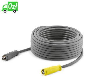 Wąż wysokociśnieniowy Easy!Lock, ID 8, 20 metrów, Kärcher - wersja dla przemysłu spożywczego do HD/HDS DORADZTWO => 794037600, GWARANCJA 2 LATA, SPOKÓJ I BEZPIECZEŃSTWO