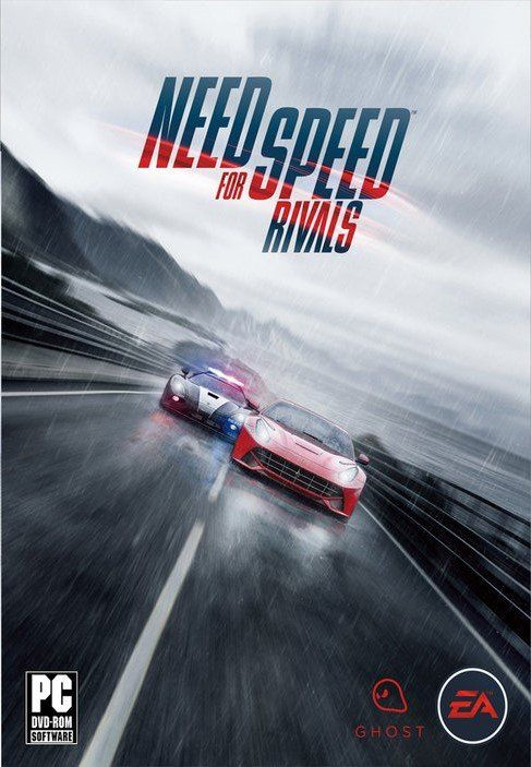 Need for Speed Rivals (PC) klucz Origin