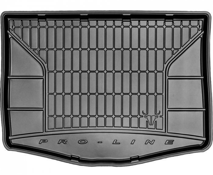Mata bagażnika gumowa FORD C-Max od 2011 wersja z kołem zapasowym (pełnowymiarowe)