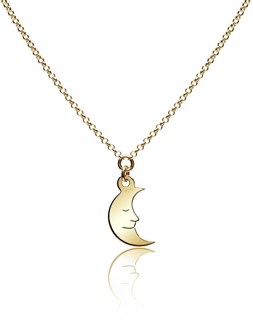 Naszyjnik z księżycem