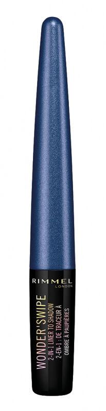 RIMMEL - WONDER SWIPE - 2-IN-1 LINER TO SHADOW - Eyeliner i cień do powiek w jednym - 013 - FRONT STAGE