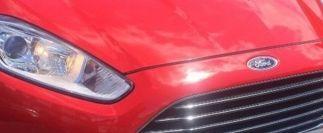 lakier do wyprawek Ford Czerwony Pepper