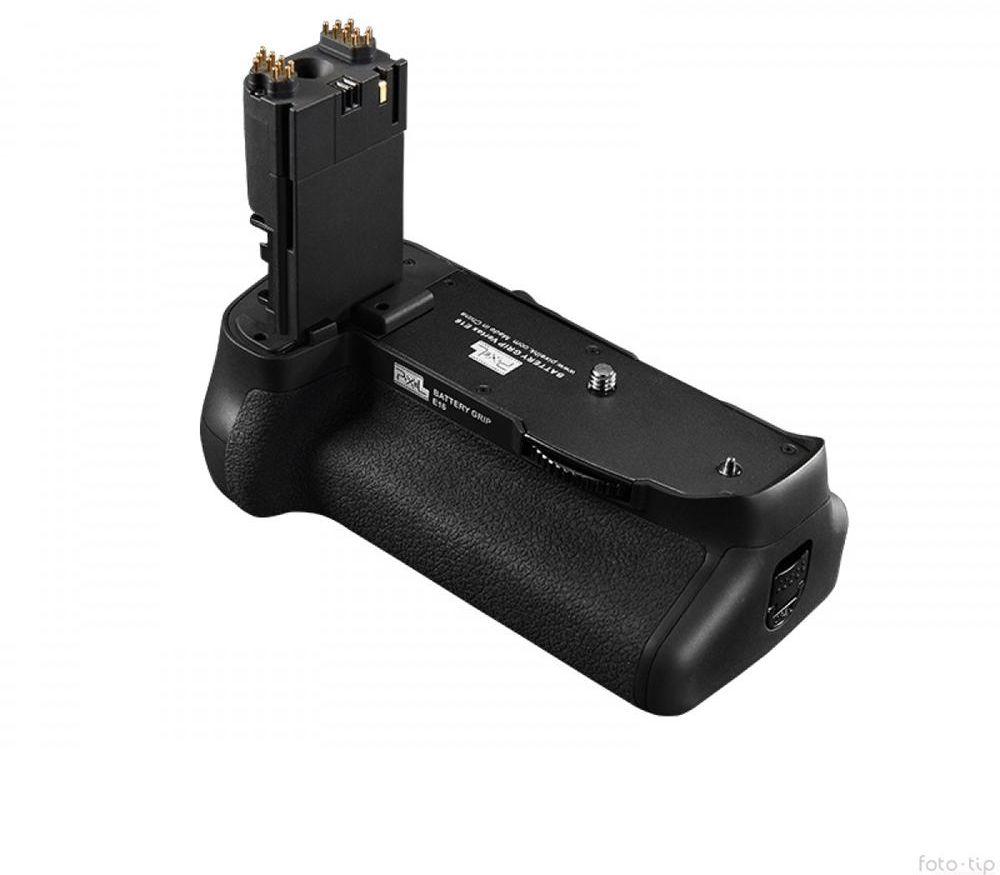 Battery pack Pixel Vertax E16 do Canon 7D MKII