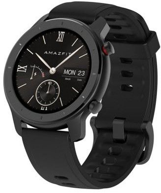 Smartwatch Xiaomi Amazfit GTR 42mm Starry Black A1910