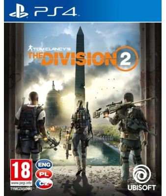 Gra PS4 Tom Clancy''s The Division 2