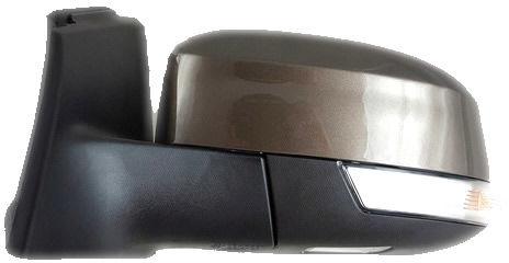 1x Nowe Oryginalne Lusterko Zewnętrzne Kierunkowskazem Ford Focus MK3 III Lift BM5117683YA - 1ZQ CARIBOU