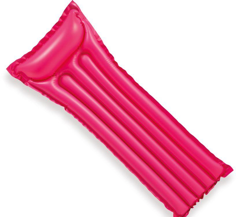 Materac dmuchany do pływania 59703 Intex różowy