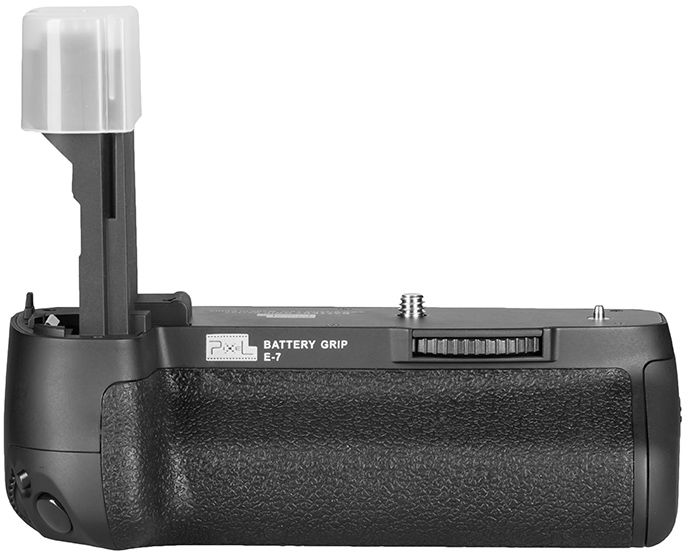 Battery pack Pixel Vertax E7 do Canon 7D