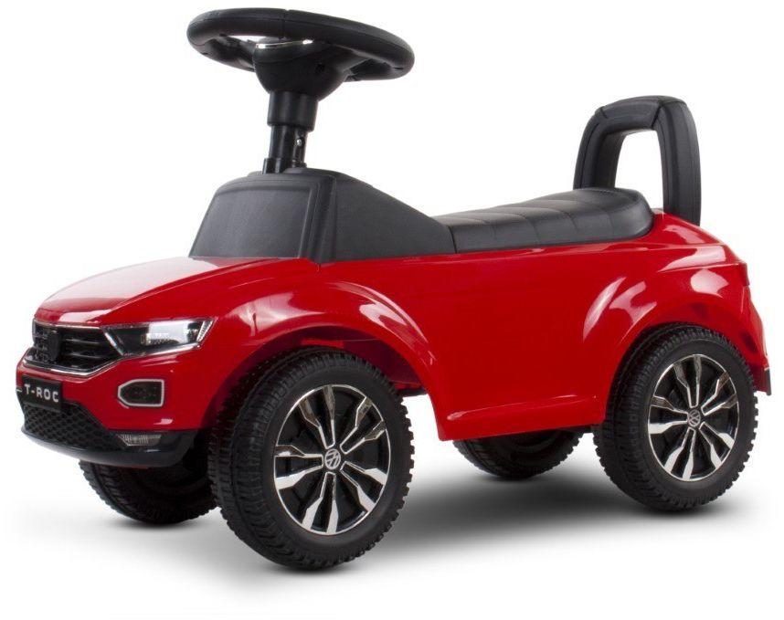 Jeździk Volkswagen T-Roc czerwony Sun Baby