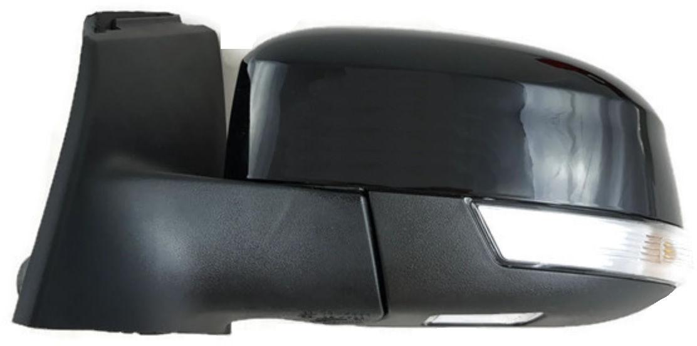 1x Nowe Oryginalne Lusterko Zewnętrzne Kierunkowskazem Ford Focus MK3 III Lift BM5117683YA - ABSOLUTE BLACK
