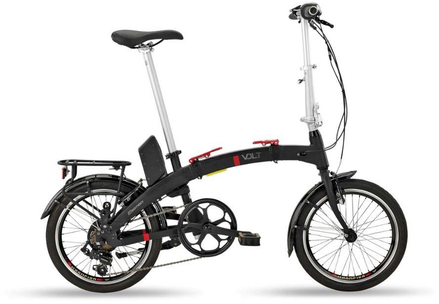 Rower elektryczny składany Evo Easygo Volt EG209 BH Bikes