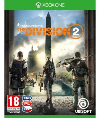 Gra Xbox One Tom Clancy''s The Division 2