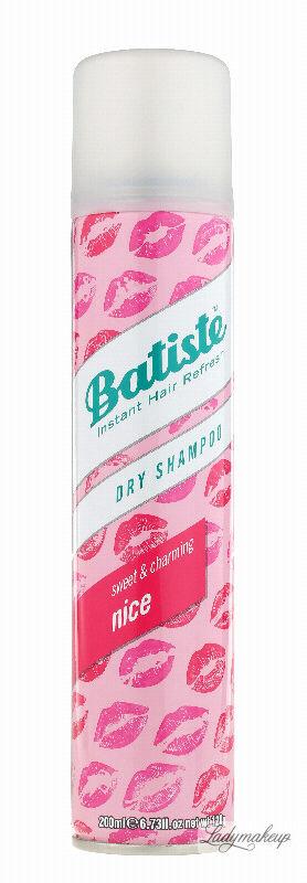 Batiste - Dry Shampoo - SWEET & CHARMING NICE - Suchy szampon do włosów - 200 ml