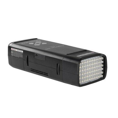 Quadralite Reporter 200 TTL C-type LED Head głowica