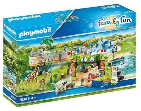Playmobil - Zagroda w Zoo 70347