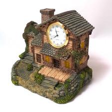 Zegar ceramiczny domek M6