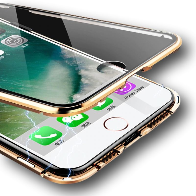 Etui Magnetic 360 Case do Apple iPhone 7