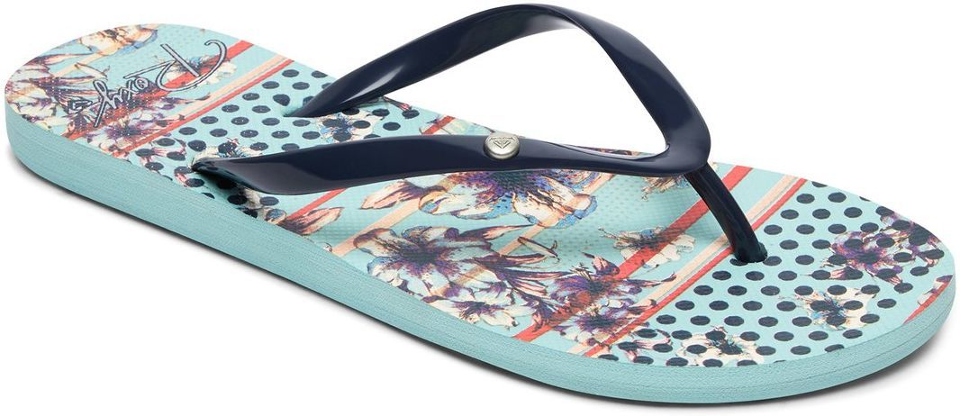 japonki damskie ROXY PORTOFINO II Light Blue - LBL