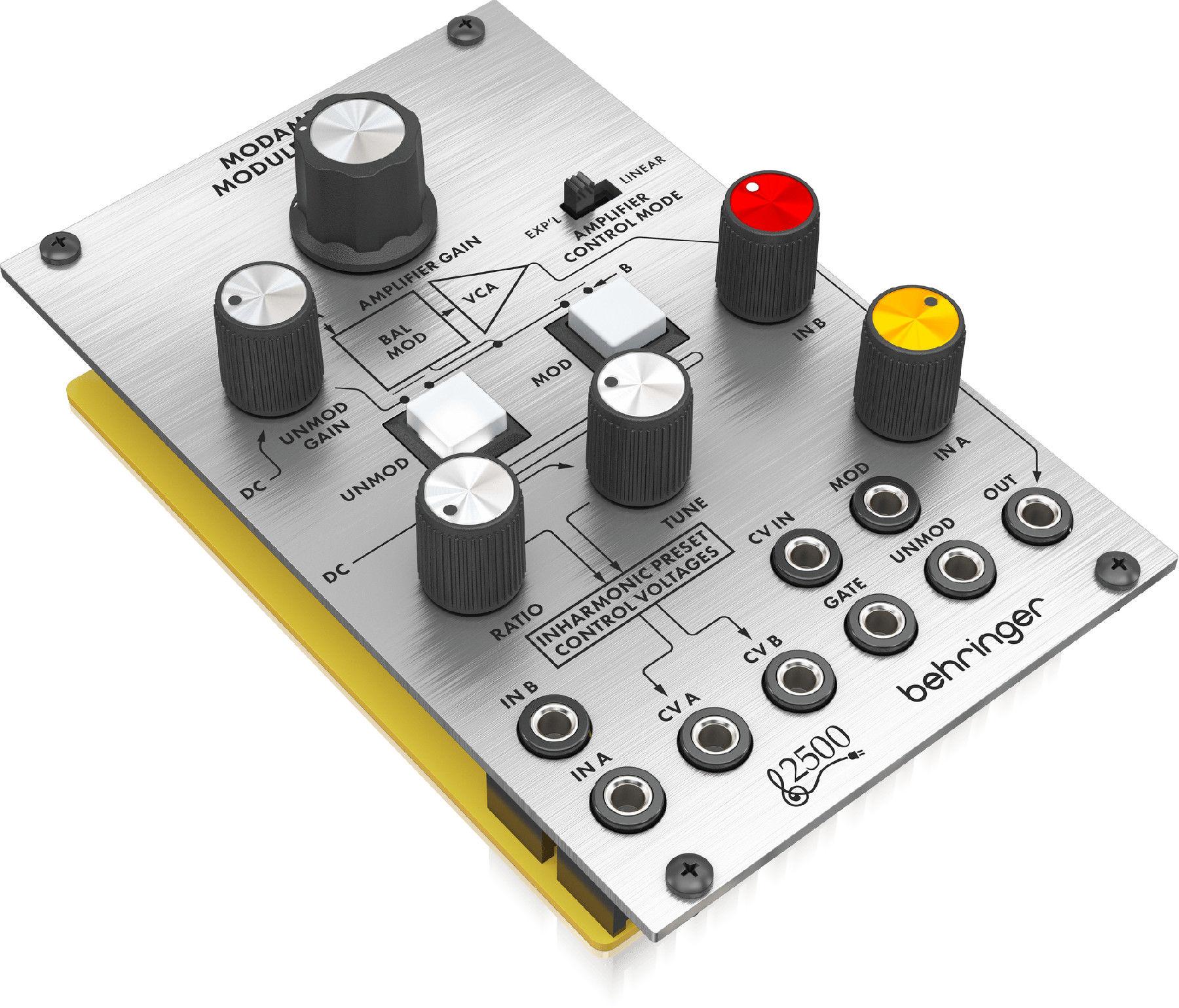 Behringer 1005 MODAMP MODULE - Moduł syntezatora modularnego serii 2500 I Expresowa wysyłka I 30 dni na zwrot