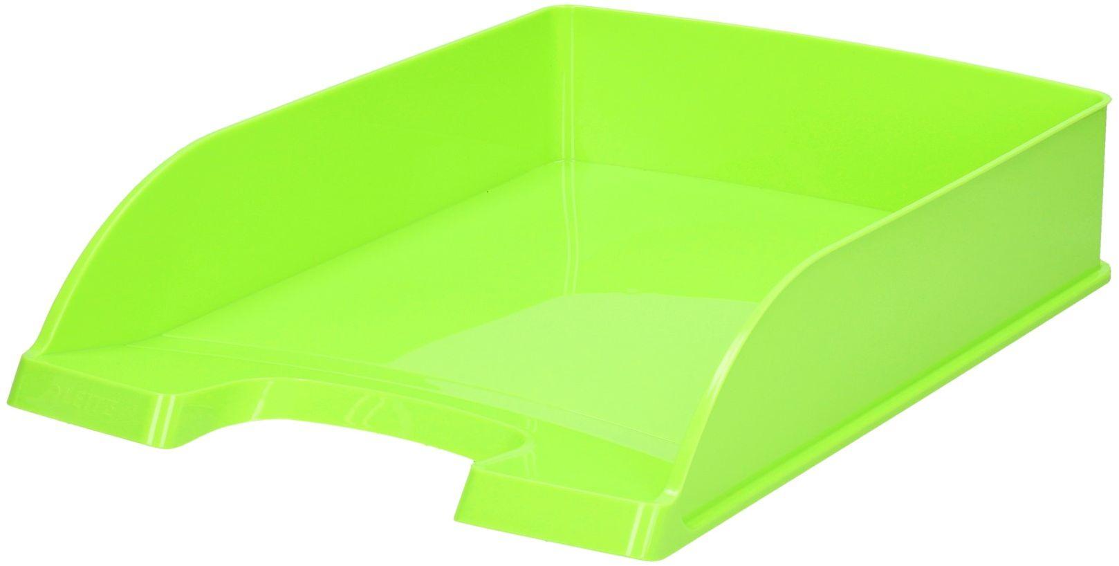 Półka dokumenty A4 jasno-zielona Wow Leitz