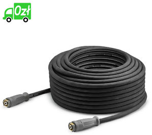 Wąż wysokociśnieniowy premium. EasyLock, obrotowy DN 10, 22MPa, 40 metrów, Kärcher do HD/HDS DORADZTWO => 794037600, GWARANCJA 2 LATA, SPOKÓJ I BEZPIECZEŃSTWO
