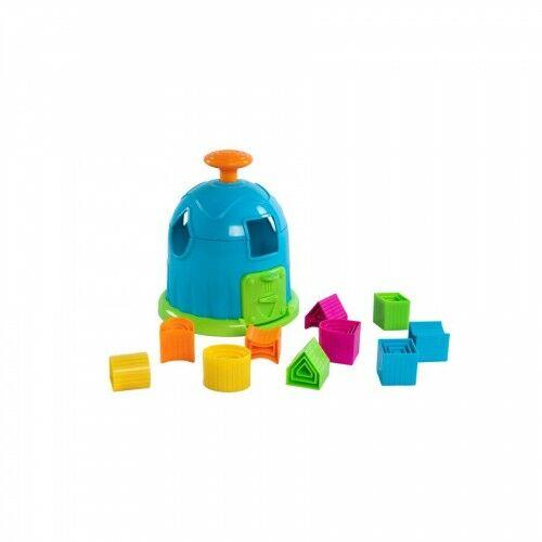 Sorter Fabryka Kształtów Shape Factory Fat Brain Toys