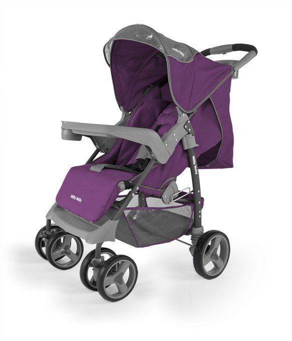 Milly Mally Wózek Vip Violet