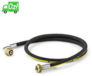 Wąż wysokociśnieniowy specjalny, DN 8, 1,5 metra, 155 C, 400 bar Kärcher do HD/HDS DORADZTWO => 794037600, GWARANCJA 2 LATA, SPOKÓJ I BEZPIECZEŃSTWO
