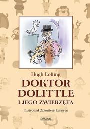 Doktor Dolittle i jego zwierzęta [z ilustracjami Zbigniewa Lengrena] - Ebook.