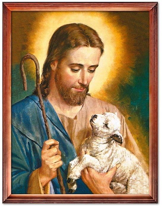 Obraz Jezus Dobry Pasterz