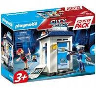 Playmobil - Starter Pack Policja 70498