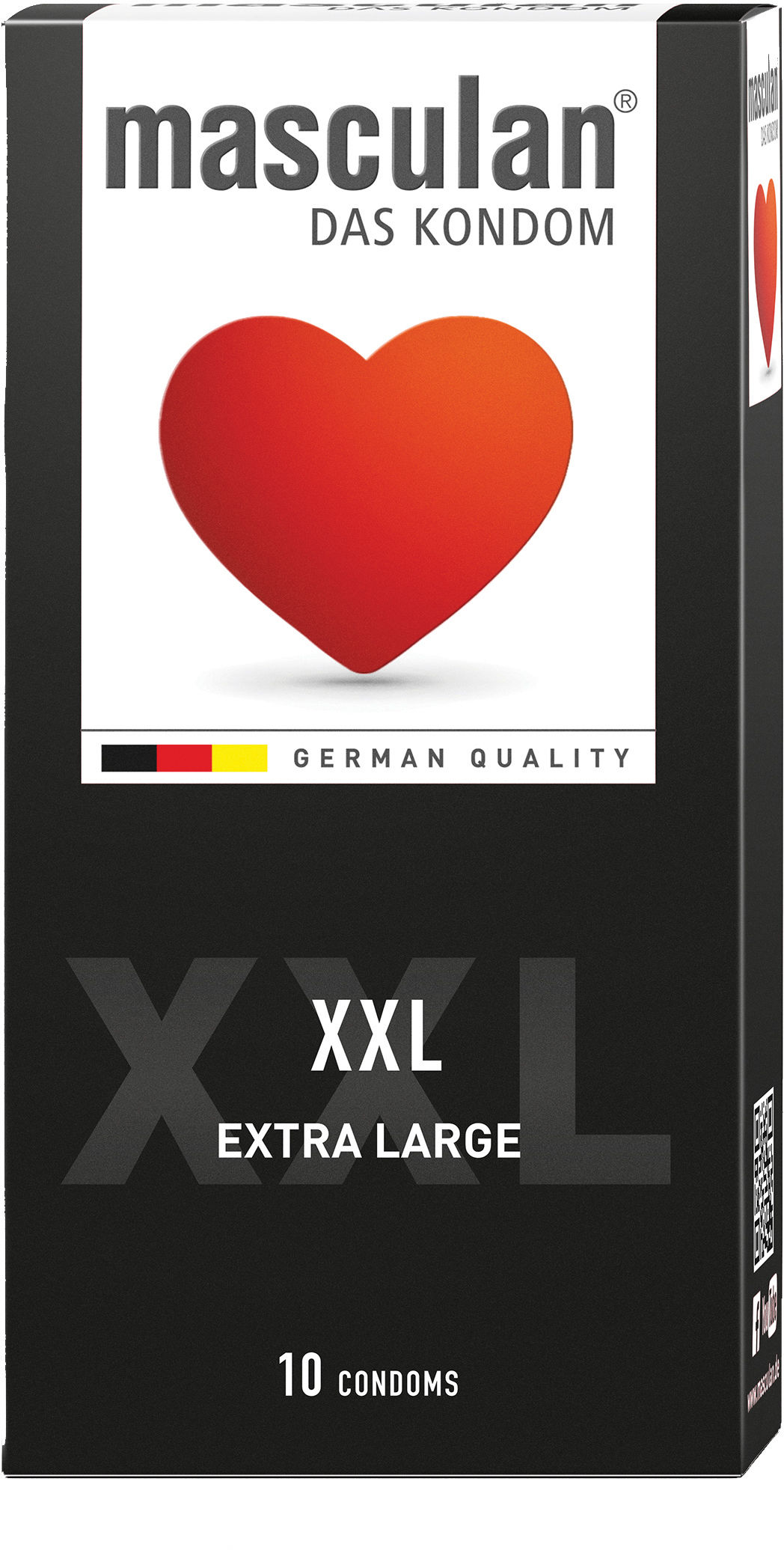 Masculan XXL Extra Large 10 pack