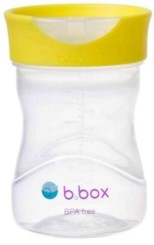 Kubek treningowy 240 ml 12m+ cytrynowy b.box