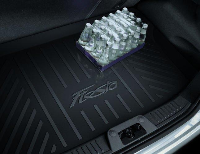 mata przeciwpoślizgowa do bagażnika Ford Fiesta mk6 - oryginał