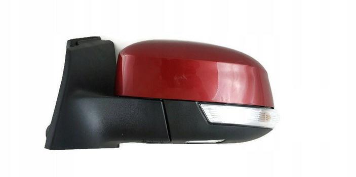1x Nowe Oryginalne Lusterko Zewnętrzne Kierunkowskazem Ford Focus MK3 III Lift BM5117683YA - RED CANDY