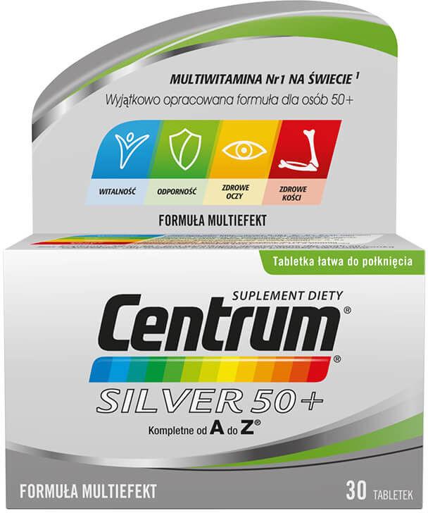 CENTRUM SILVER *30 TABL. PFIZER CORPORATION
