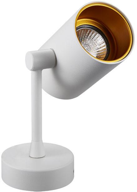 Lampa sufitowa TORI SL 1 WHITE-GOLD 20014-WH Zuma Line  SPRAWDŹ RABATY  5-10-15-20 % w koszyku