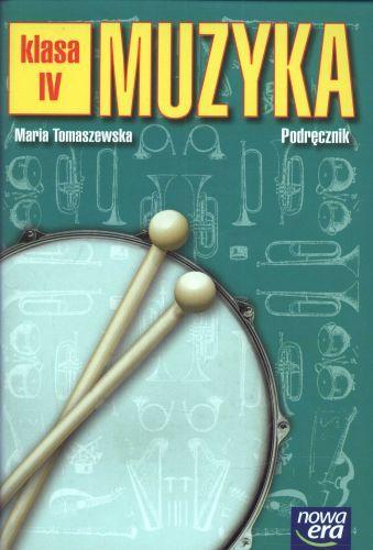 Muzyka, klasa 4, podręcznik, Nowa Era, + I ty możesz grać na flecie
