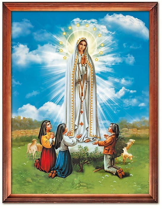 Obraz Matka Boża Fatimska
